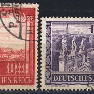 1941 - Рейх - Ярмарка в Вене Mi.804-805
