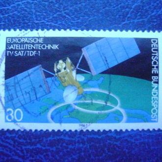 ФРГ. Спутниковые технологии.