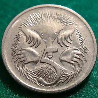 Австралия 5 центов 2004