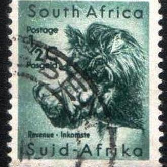 Южная Африка (1961) Бородавочник. Фауна