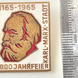1165 1965 800 лет Карл Маркс штадт KARL MARKX STADT