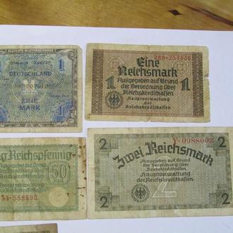 Германия 2 рейхсмарки 1935-1945 год