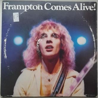 PETER FRAMPTON  Frampton Comes Alive!  2LP EX-/VG