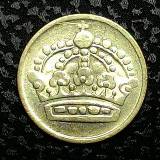 Швеция 10 эре 1961 год СЕРЕБРО!! ОТЛИЧНАЯ!!!!!!