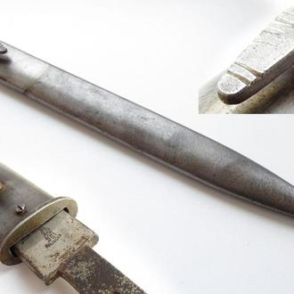 III REICH ножны длинного парадного штык ножа К-98 (Маузер) Mauser.
