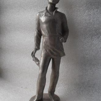 Статуэтка Сергей Есенин Монументскульптура СССР