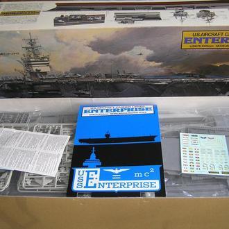 "Tamiya №78007 CVN65""Enterprise"" +PE WEM 3522/3523 1:350"