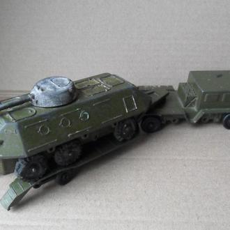 Модель амфибия БТР военная техника СССР USSR
