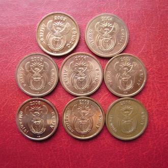 ЮАР 5 центов 2003 - 2010