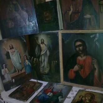 иконы старинные
