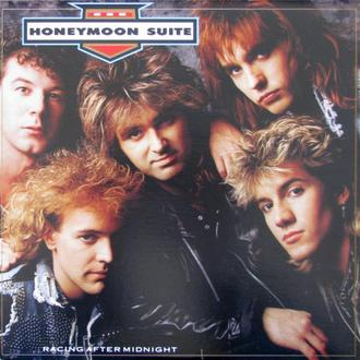 LP Honeymoon Suite ‎ Racing After Midnight Nm - Канада