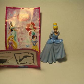 Принцессы Диснея Золушка FT142 + вкл