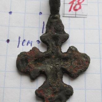 Крест  Киевской Руси.