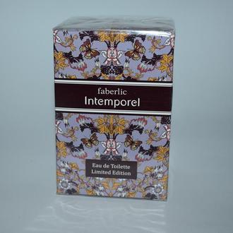 faberlic intemporel eau de toilette 30 мл limited edition новые на подарок