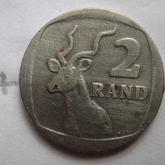 ЮАР 2 рэнда 1989 года.