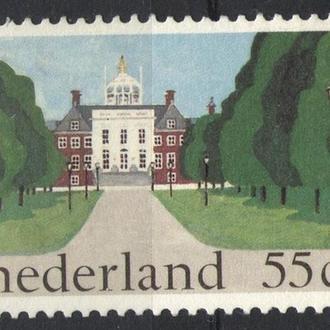 Нидерланды - архитектура 1981 - Michel Nr. 1185 **