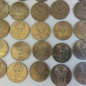 Продам колекцію монет СРСР