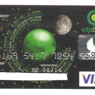 Банковская карта OTP Банка