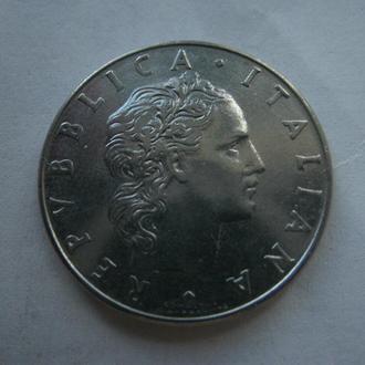 50 лир Италия 1979 год
