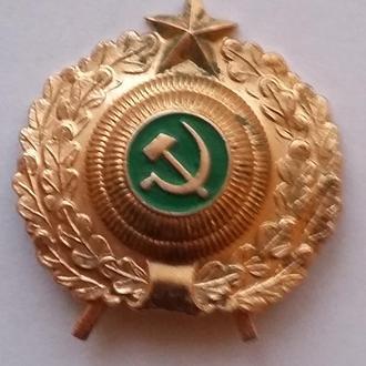 Кокарда лесника СССР