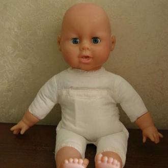 Кукла (куколка). Германия. Simba. клеймо. рельефные волосы.