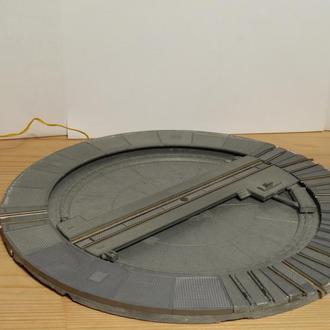 (0496) ручной поворотный круг Fleischmann в масштабе N (1:160)