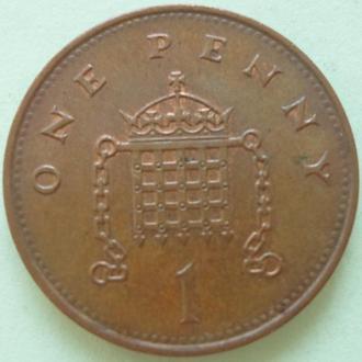 Великобритания 1 пенни, 1994