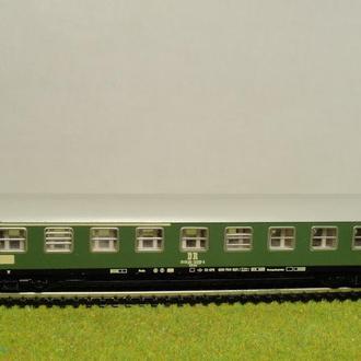 (1365) пассажирский вагон в масштабе TT (1:120)