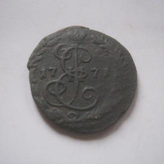 Денга 1771 г.,ем.