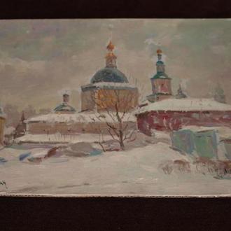 Заслуженный художник РСФСР В.К. Шишкин. Пейзаж.