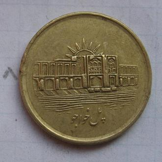 ИРАН, 1000 риалов 2008 года (Мост Хаджу).