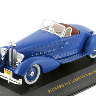 IXO Packard V12 LeBaron Speedster (1934) MUS043