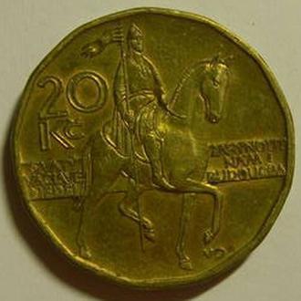 20 крон 2004 Чехія