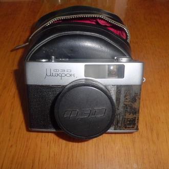 Фотоаппарат Фэд микрон.