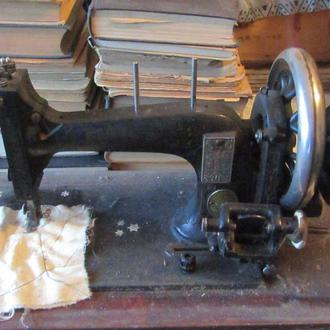 Швейная машинка Frister & Rossman 1907 год Германия