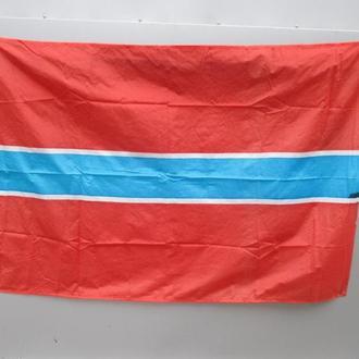 Флаг Узбекская ССР 131х88