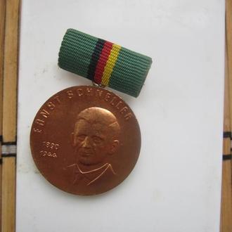 Медаль ГДР 5