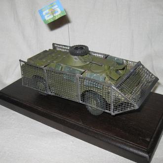 Ukrainian Army BRDM-2 1/35