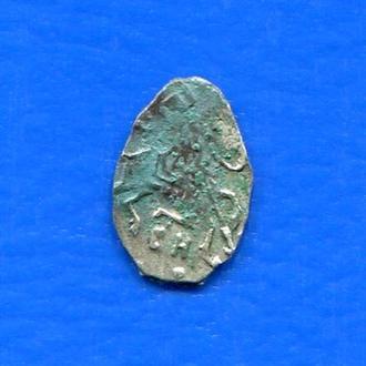 Копейка, Петр I, 1700г, №37