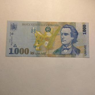 1000 леїв, Румунія, 1998 року