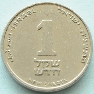 (А) Израиль 1 шекель 1995