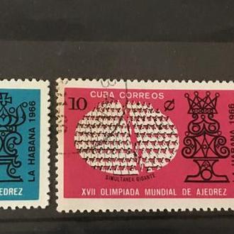 Куба 1966 шахматы