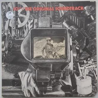 10cc  The Original Soundtrack  LP VG++