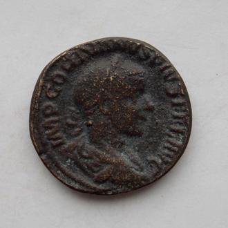 Сестерцій Гордіан III, (AETERNITATI). Вага 14,56 гр.