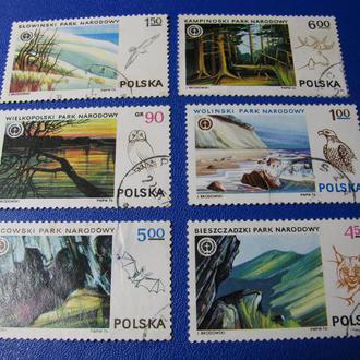 Фауна Польща