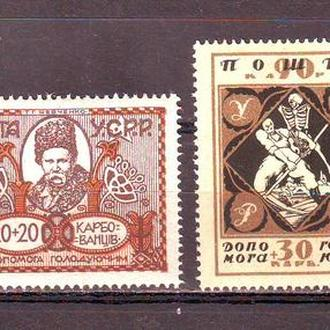 Україна**. 1923г. Допомага голодуючим