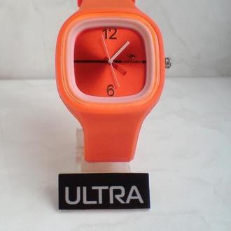 Часы женские HOTARU ORANGE (кварцевые)