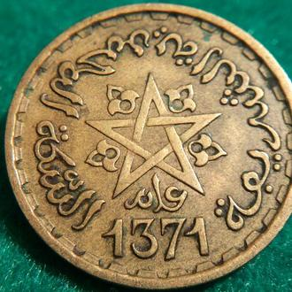 Марокко 20 франков 1951 г.
