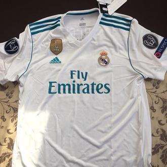 Official Футболка Real Madrid с автографом Marcelo!