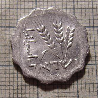 Израиль, 1 агора